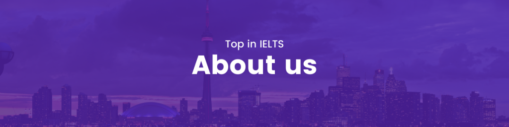 About Top in IELTS