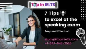 7 Tips to score high in IELTS Speaking