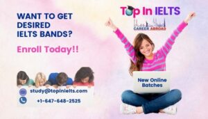 Top in IELTS Registration Open
